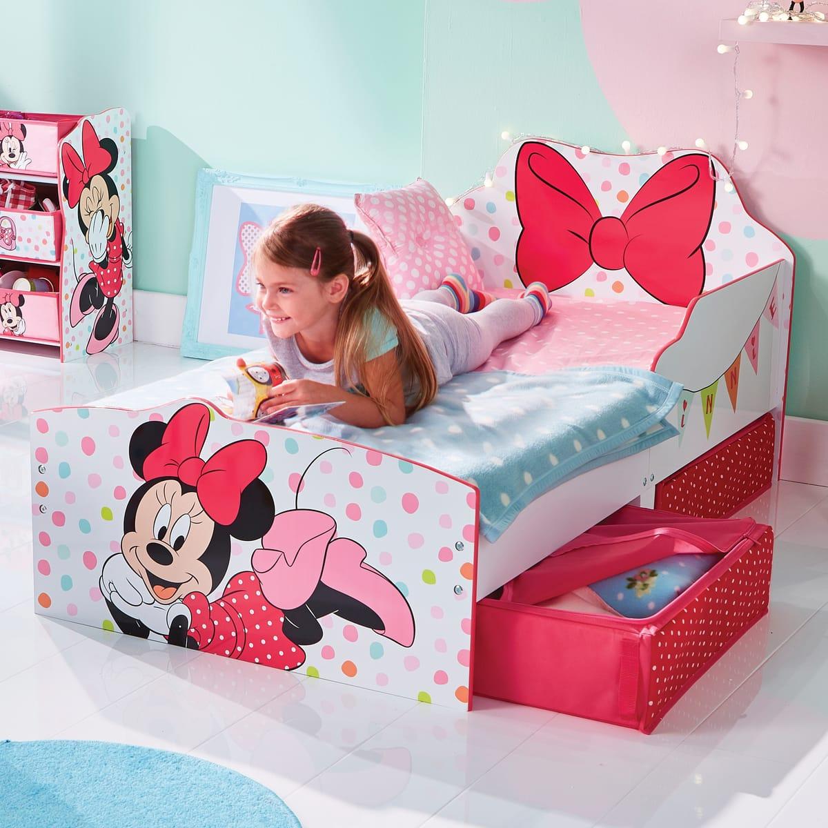 Disney Minnie Mouse Lit pour enfants - Auchan