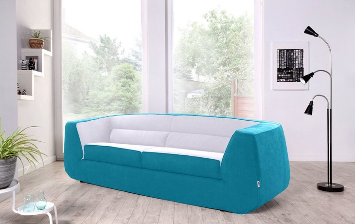 dunlopillo bump convertible sofa xl pas cher canap rue du commerce ventes pas. Black Bedroom Furniture Sets. Home Design Ideas