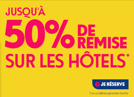 Ebookers Hotel pas cher