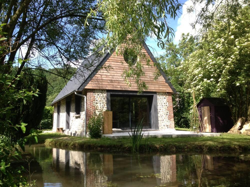 Abritel Location Normandie Ganzeville - Charmante Maison 4-5 personnes Fécamp-Etretat