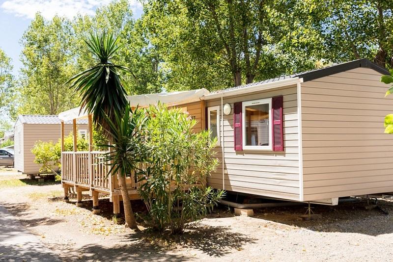 Camping Eden Camping 4* à Lattes dans l'Hérault - Homair Vacances