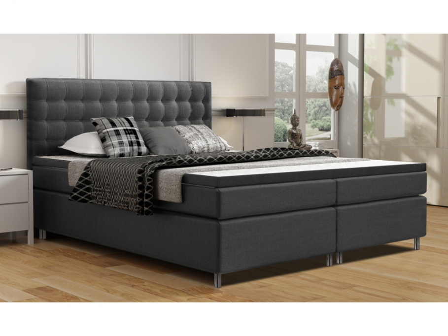 sommier de lit pas cher maison design. Black Bedroom Furniture Sets. Home Design Ideas