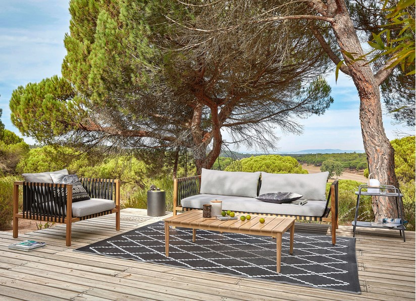 fauteuil de jardin naxos en acacia massif fauteuil de jardin maisons du monde ventes pas. Black Bedroom Furniture Sets. Home Design Ideas