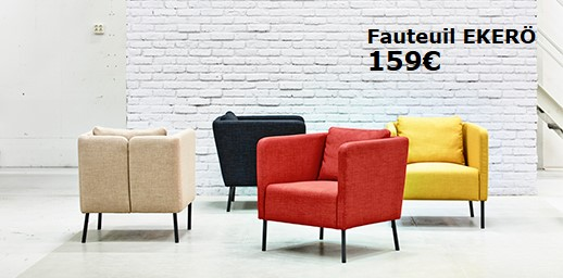 eker fauteuil skiftebo jaune ikea pas cher fauteuil ikea ventes pas. Black Bedroom Furniture Sets. Home Design Ideas