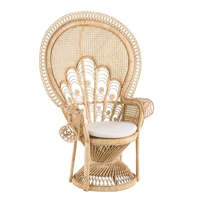 fauteuil en rotin tress manille fauteuil maisons du monde ventes pas. Black Bedroom Furniture Sets. Home Design Ideas