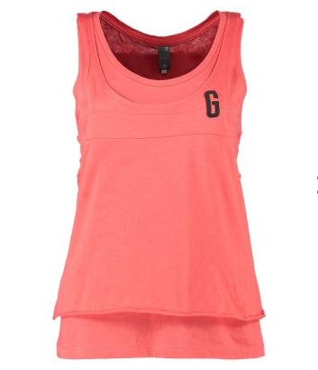 G-Star Top rose - Tops pas cher Zalando