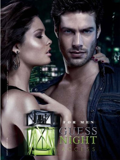 Guess Night Access Eau De Toilette 100 ml - Parfum Homme Guess
