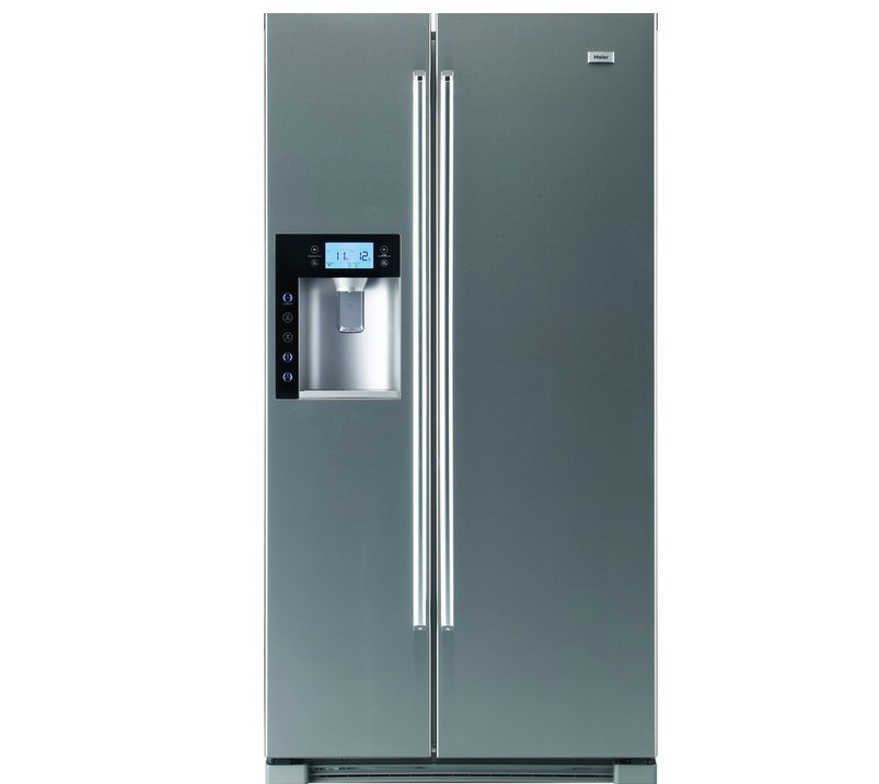 refrigerateur americain haier hrf 628ix7 inox. Black Bedroom Furniture Sets. Home Design Ideas