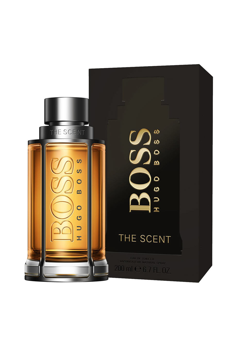 eau de toilette boss the scent 200 ml parfum homme hugo boss ventes pas. Black Bedroom Furniture Sets. Home Design Ideas