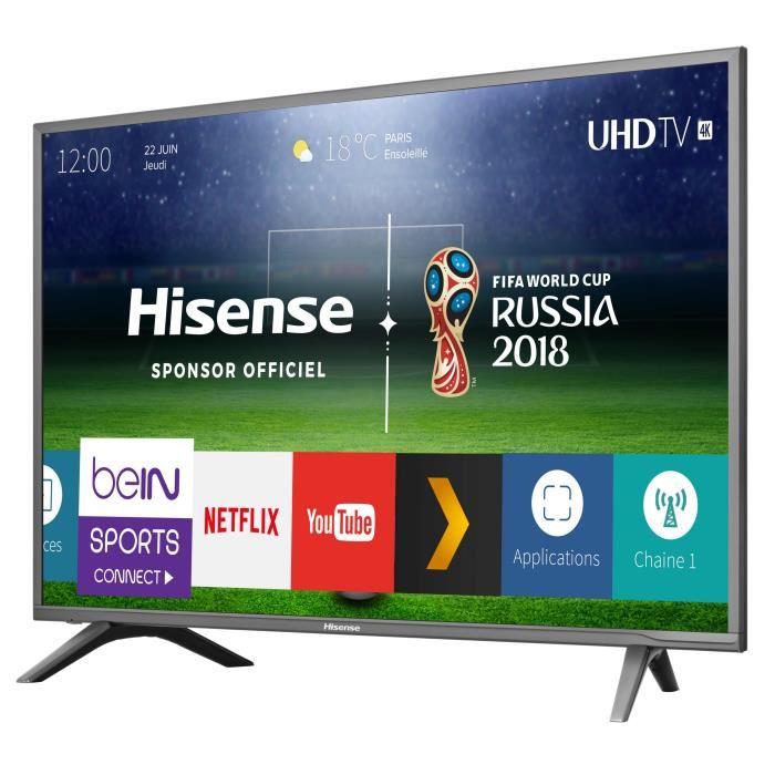 HISENSE H60NEC5100 TV UHD 4K 151cm