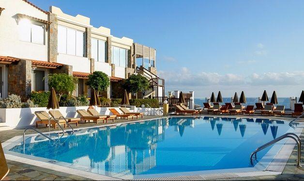 Hôtel Alexander Beach 5* à Malia en Crète