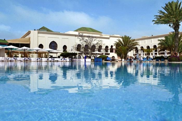 Hôtel Atlantic Palace 5* à Agadir au Maroc