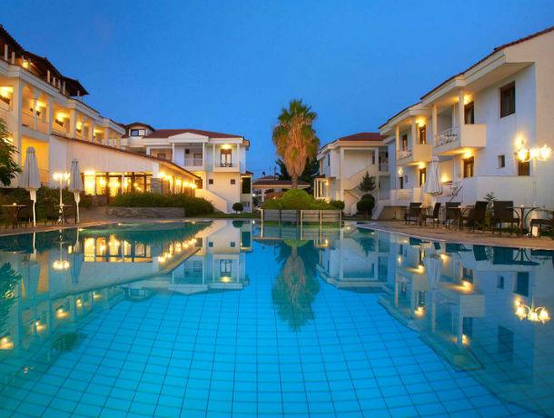 Hôtel Lily Ann Village 3* à  Nikiti en Grèce