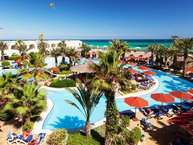 Hôtel Sentido Djerba 4* à Djerba en Tunisie