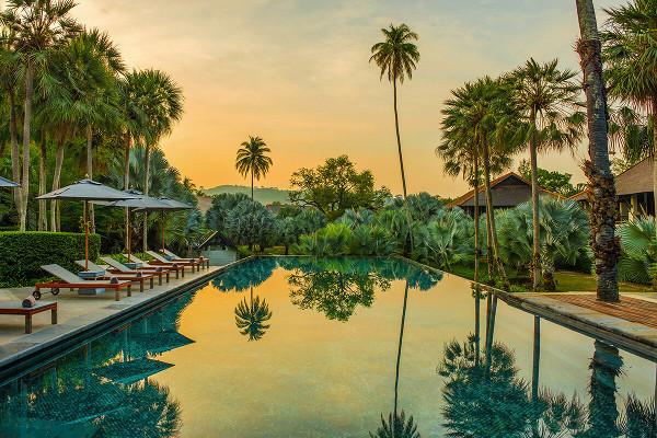 Hôtel The Slate 5* à Nai Yang - Voyage pas cher Thailande Go Voyages