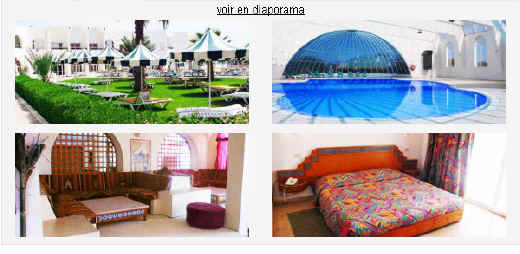 lastminute top voyage sejour djerba hotel homere 289 eur ventes pas. Black Bedroom Furniture Sets. Home Design Ideas