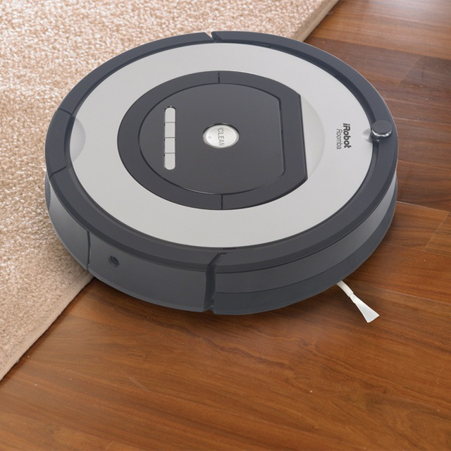 aspirateur roomba 775 irobot robot aspirateur pas cher. Black Bedroom Furniture Sets. Home Design Ideas