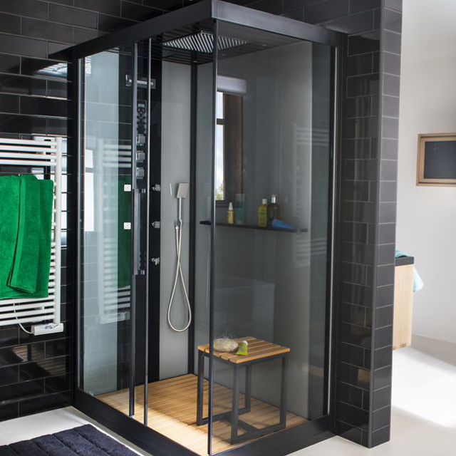 cabine de douche castorama cabine de douche izaroc pas. Black Bedroom Furniture Sets. Home Design Ideas