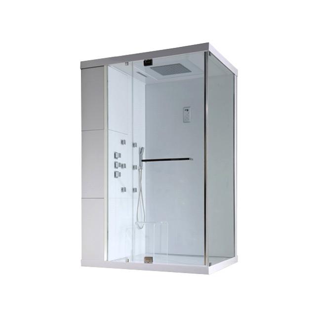 Cabine de douche hydromassante Mundaka