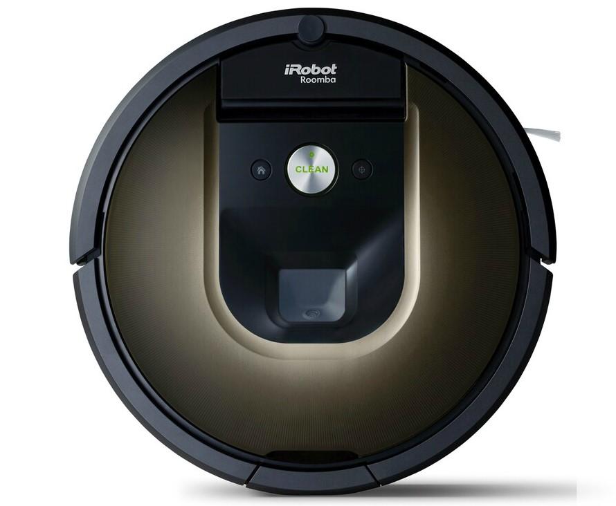 Aspirateur robot Irobot ROOMBA 980