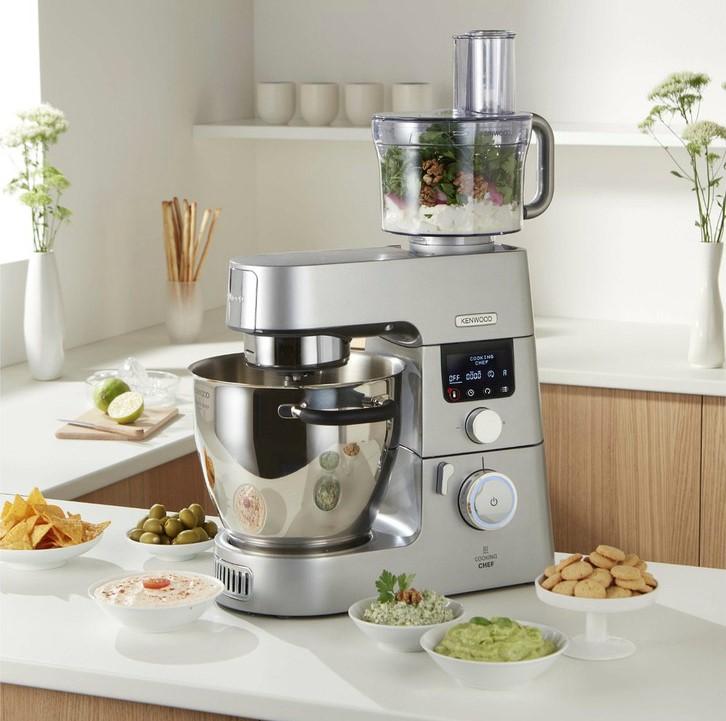 Kenwood Cooking chef Major Gourmet KCC9063S Robot pâtissier