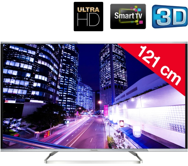 panasonic viera tx 48ax630e tv led pas cher pixmania ventes pas. Black Bedroom Furniture Sets. Home Design Ideas