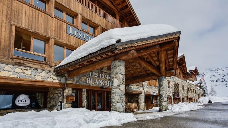 Cgh les Cimes Blanches à La Rosière 1 850 en Savoie - Vacances Lagrange