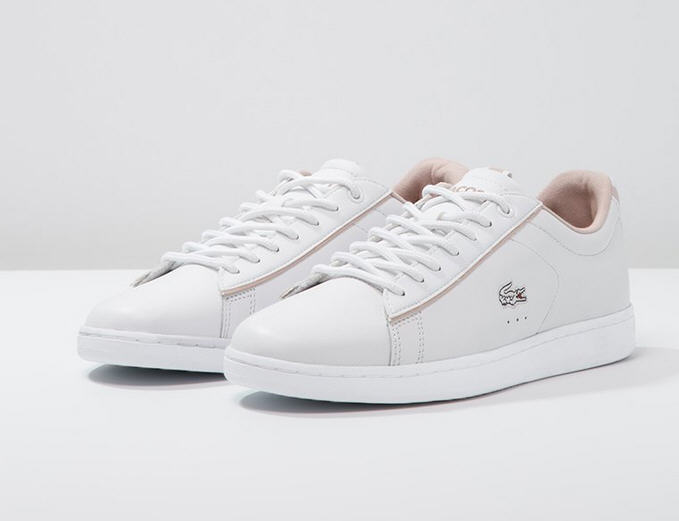 e5fce4f0dd8 Lacoste SHOWCOURT Baskets basses white