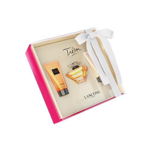 Coffret Trésor Eau de Parfum Lancôme - Coffret Cadeaux Nocibé