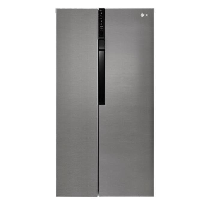 LG GSB360BASZ Réfrigérateur américain 591L - Cdiscount