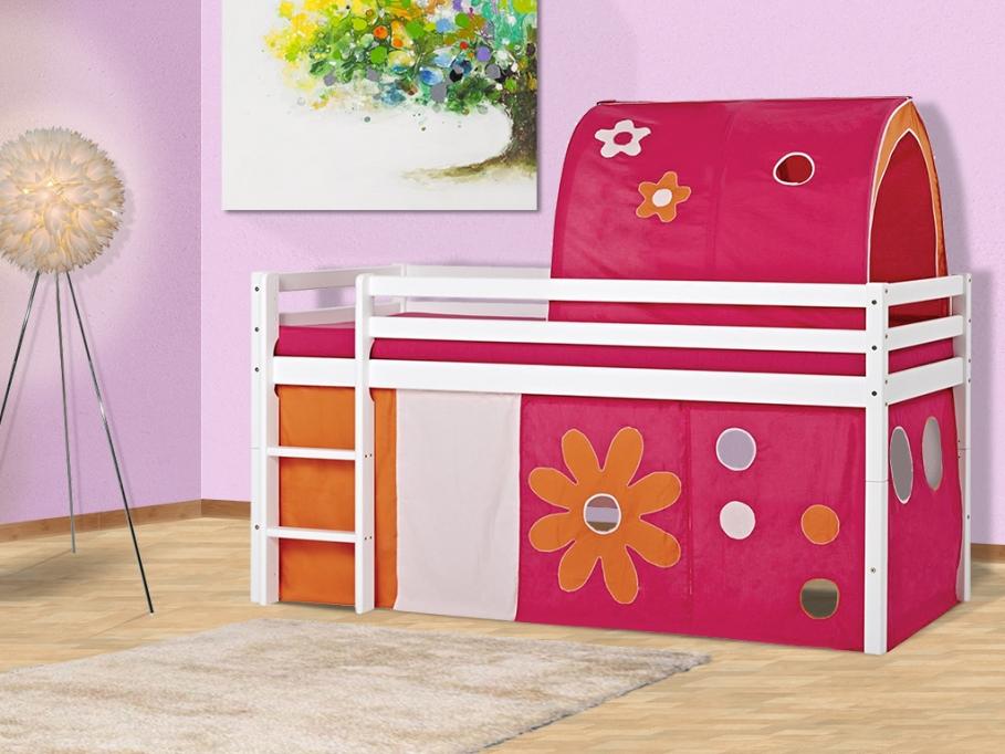 tunnel de lit pas cher maison design. Black Bedroom Furniture Sets. Home Design Ideas