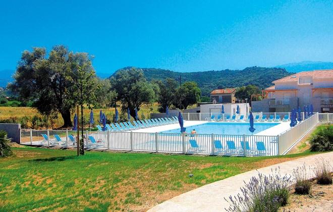 Résidence Casa d'Orinaju à Oletta en Corse