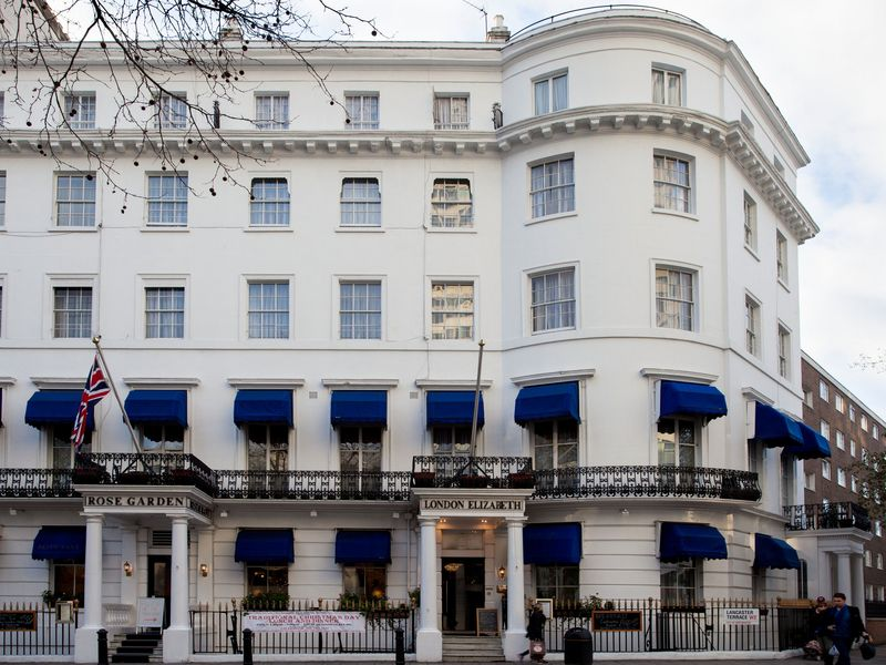 Hotel pas cher londres ebookers london elizabeth hotel 4 for Hotel pas cher a londres