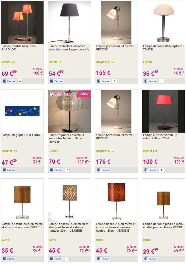 artelight r duction sur tout l 39 univers du luminaire design sur ventes pas. Black Bedroom Furniture Sets. Home Design Ideas