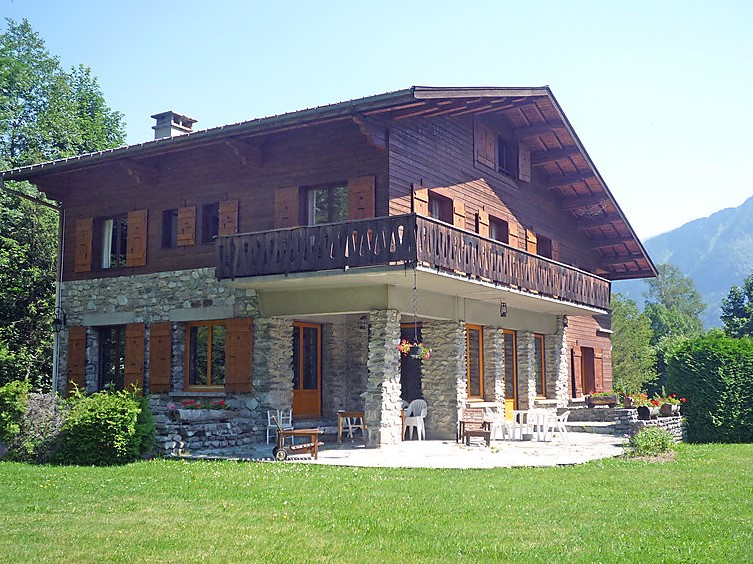 Location Chamonix Interhome - Maison de vacances Evolène à Chamonix