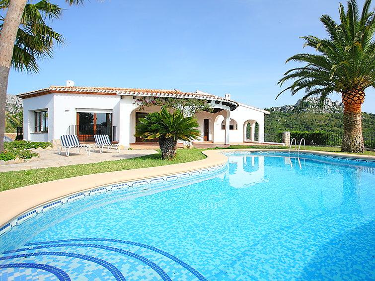 Maison de vacances Paraje de Libertad à Pego en Espagne