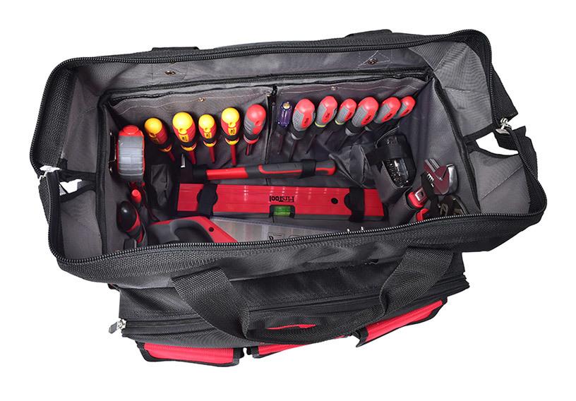 Malette Trolley de 143 outils qualité GARANTIE A VIE PRO FIRSTOOL 60168814 - ManoMano