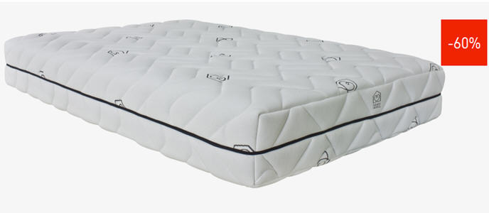 soldes matelas habitat thermo hotel matelas ressorts 180x200 ventes pas. Black Bedroom Furniture Sets. Home Design Ideas
