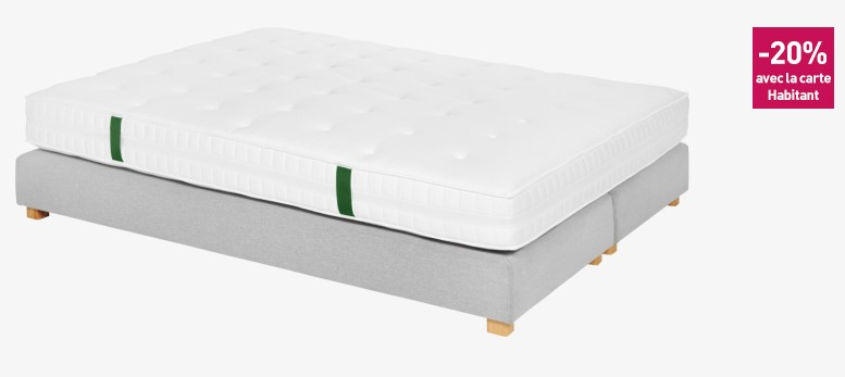 Latex Flex Matelas en latex Habitat