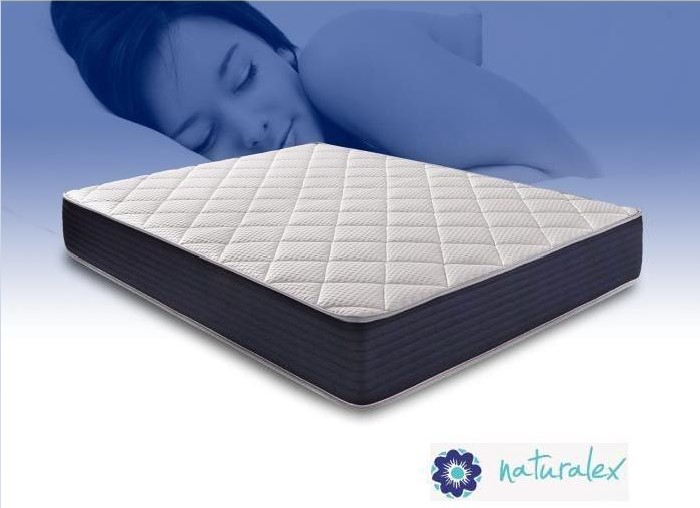 matelas aura 140x190 cm 2 faces m moire pas cher. Black Bedroom Furniture Sets. Home Design Ideas