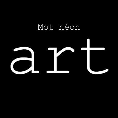 Applique murale art mot n on seletti cerise sur la deco ventes pas ch - Lettre neon pas cher ...