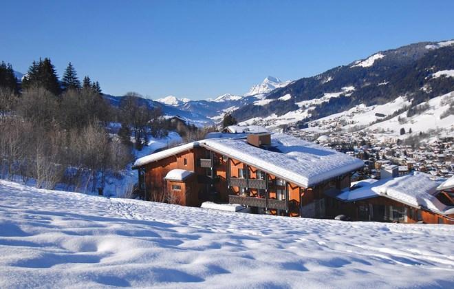 Résidence Prestige Lune Argent à Megève en Haute-Savoie