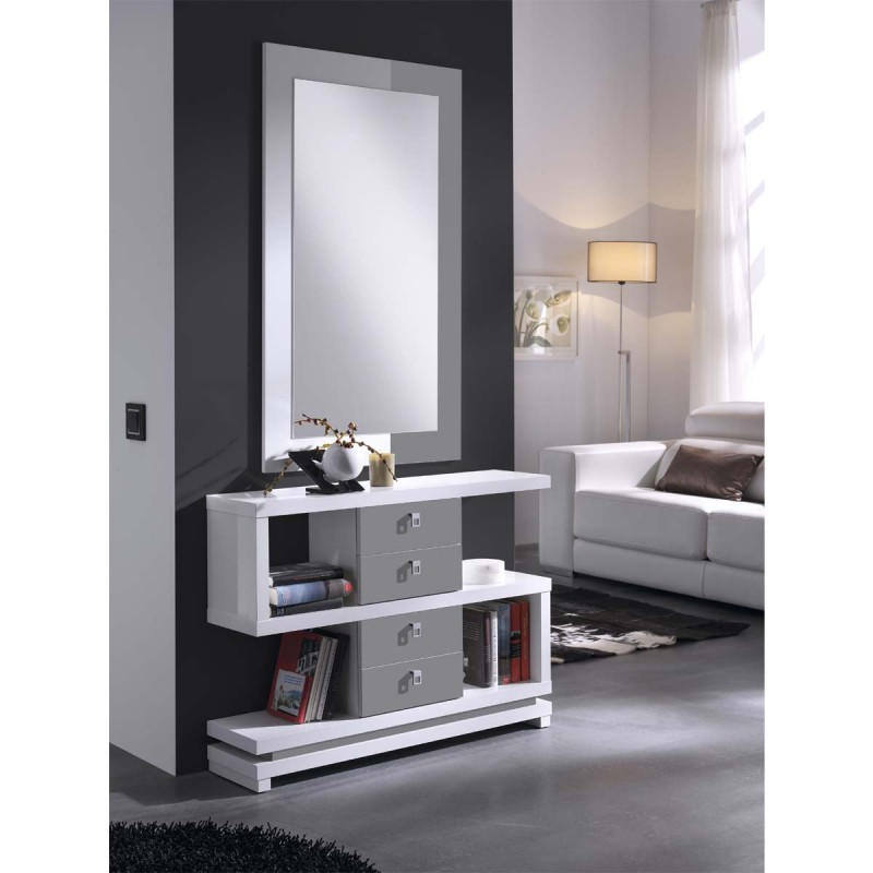 meuble entree pas cher. Black Bedroom Furniture Sets. Home Design Ideas
