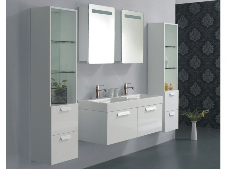soldes meuble de salle de bain vente unique ensemble angelique meubles de salle de bain. Black Bedroom Furniture Sets. Home Design Ideas