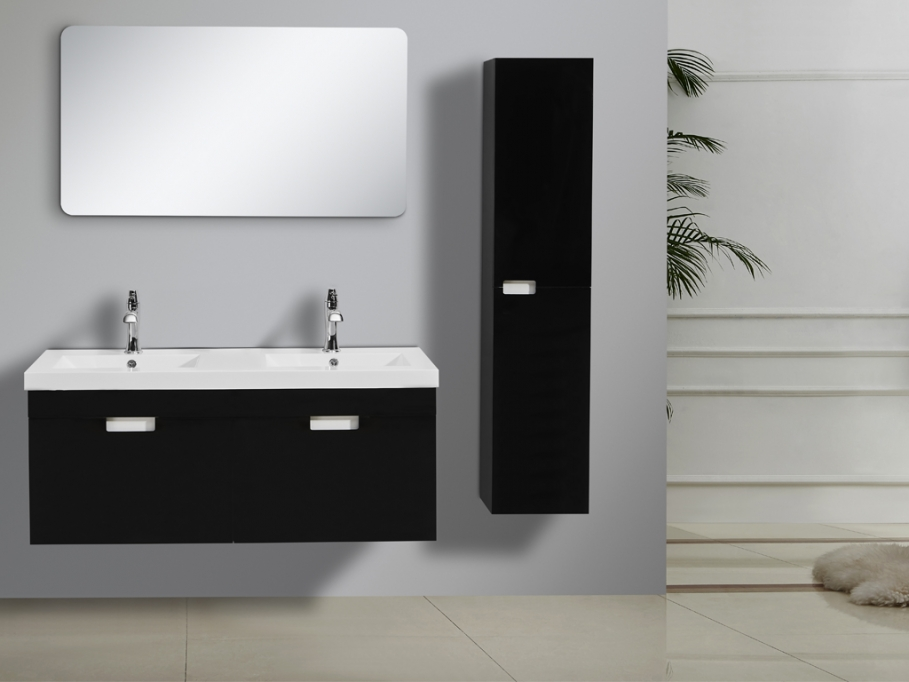 ensemble de salle de bain amalthee meuble de salle de bain vente unique ventes pas. Black Bedroom Furniture Sets. Home Design Ideas