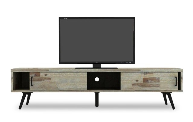 meuble tv bodenn en bois massif d 39 acacia meuble tv mobilier moss ventes pas. Black Bedroom Furniture Sets. Home Design Ideas