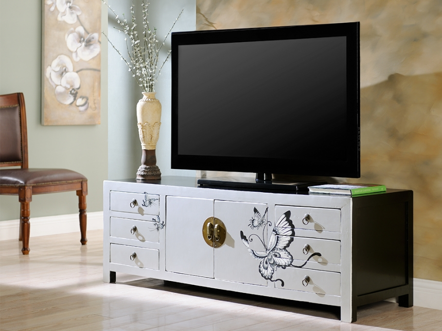meuble tv shanxi meuble tv pas cher vente unique. Black Bedroom Furniture Sets. Home Design Ideas