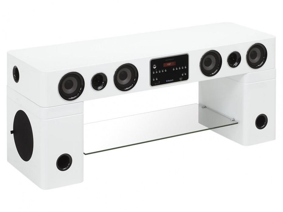 Meuble tv home cin ma int gr watts ii meuble tv vente - Meuble tv home cinema integre pas cher ...