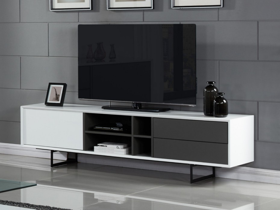 meuble tv angie pas cher meuble tv vente unique ventes. Black Bedroom Furniture Sets. Home Design Ideas