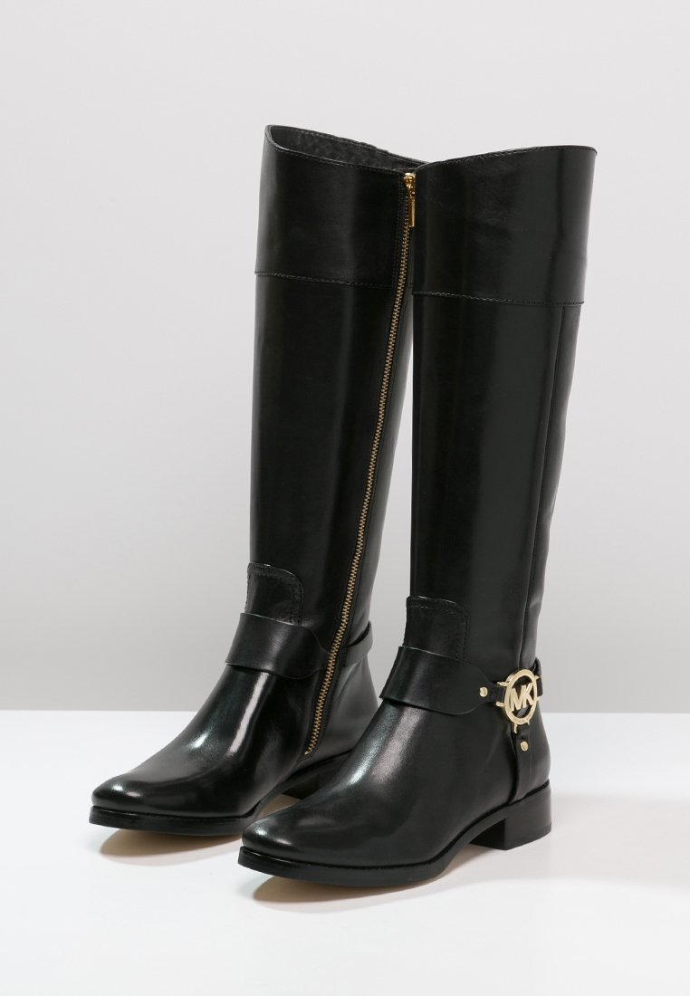 MICHAEL Michael Kors FULTON HARNESS Bottes black